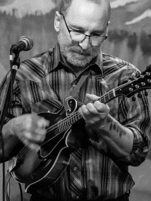 Tony Peduto mandolin